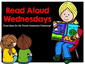 Blog posts about read alouds you can use in French Immersion Classrooms!