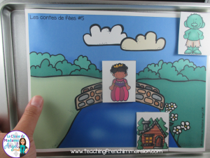 Barrier games in the French Immersion classroom.  Lots of great ideas from this blog for Oral communication skills.