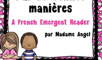 Read Aloud Wednesdays – J'ai de bonnes manières