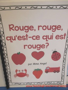 Wonderful book for early French Learners. Help them learn new vocabulary in a fun and engaging way!
