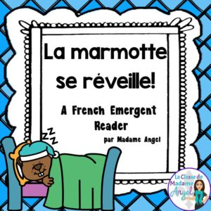 Read aloud about Groundhog Day in French!